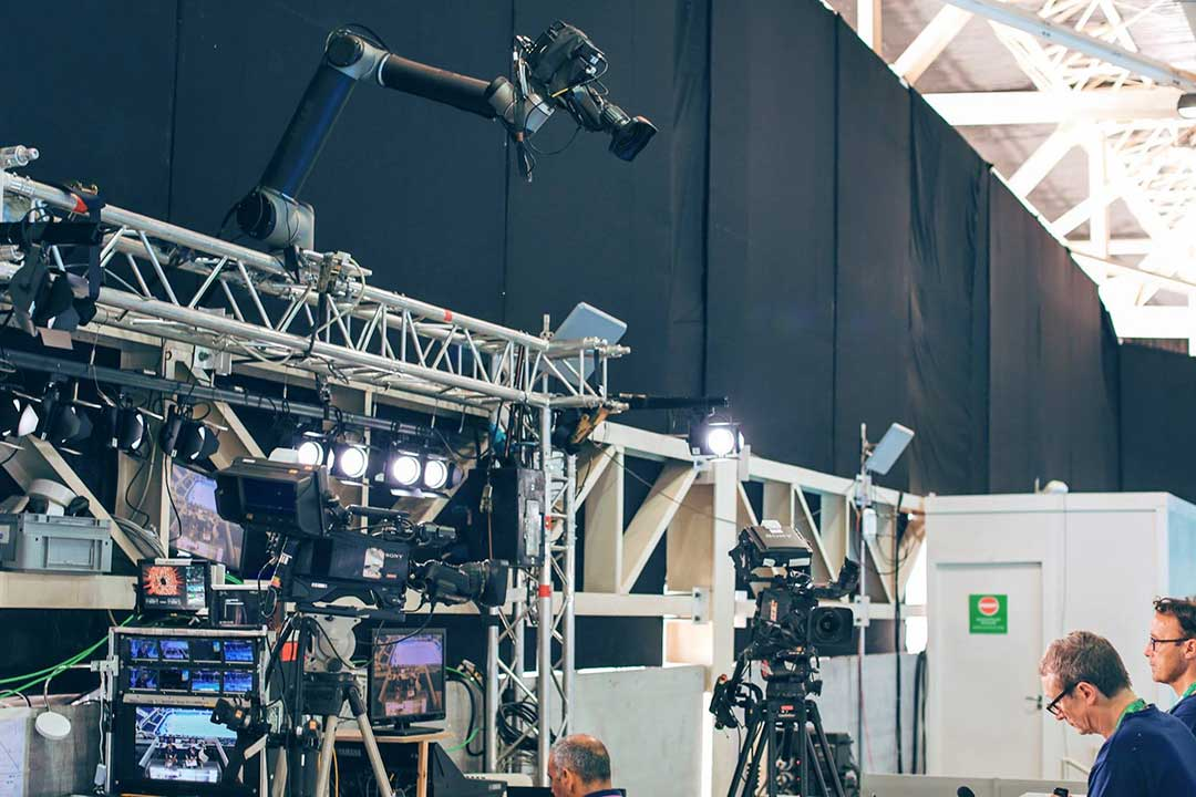 ARCAM robotic camera system