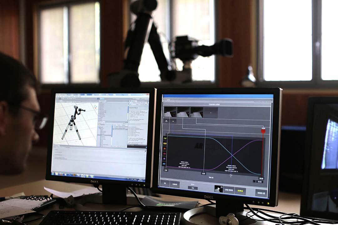 ARCAM HMI Software and remote