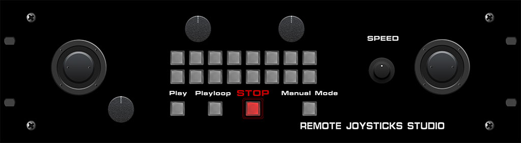 Remote Joysticks Studio